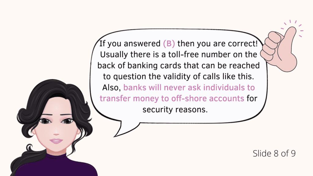 Bank Investigator 8